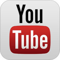 YouTube Logo 210x210